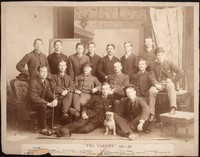 """""""The Varsity"""", 1882-1883"""