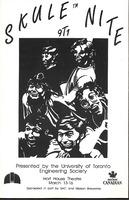 Skule Nite Program 1991