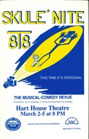 Skule Nite Program 1988