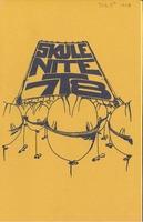 Skule Nite Program 1978