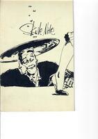 Skule Nite Program 1957