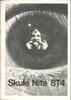 Skule Nite Program 1984
