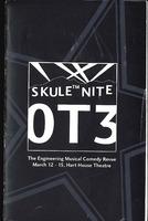 Skule Nite Program 2003