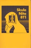 Skule Nite Program 1981