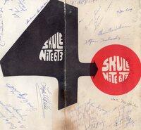Skule Nite Program 1963