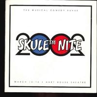 Skule Nite Program 2002
