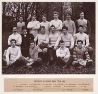 University of Toronto rugby team, 1894