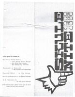 Skule Nite Program 1959