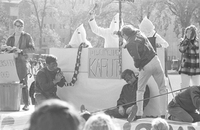 Dentistry 1968 Homecoming float.