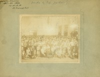 """Varsity Elections, March 20 1896, St. Andrew's Hall"""