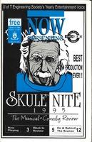 Skule Nite Program 1995