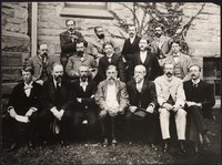 British Association for the Advancement of Science, 67th annual meeting, held in Toronto in 1887