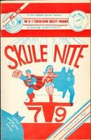Skule Nite Program 1979