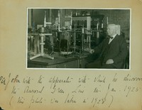 Sir John Cunningham McLennan, Director of the Physics Laboratory, 1904-1932