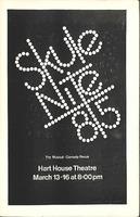 Skule Nite Program 1985