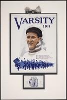 Varsity '11 Wall Calendar, 1911