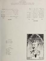 School Nite Program 1932