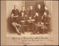 University of Toronto Song Book Committee, Jan 1887-June 1888.