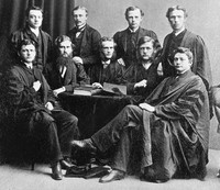University College Natural Science Club, 1867-1868