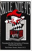 Skule Nite Program 1993